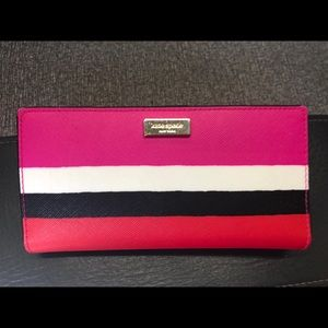 Kate Spade Bag -Bifold Stacy wallet Authentic